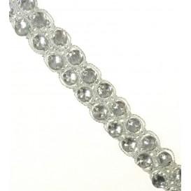 galon perles carnaval 18mm au mètre