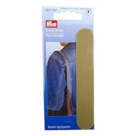 bande agrippante pour sac beige