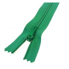 fermeture éclair prestil pantalon vert clair