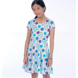 patron enfant robes McCall's M7079