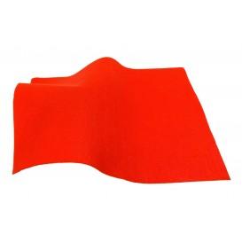 feuille de feutrine A4 rouge vif
