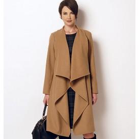 patron manteau et robe Butterick B6244