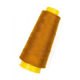 cône fil spécial jeans orange 1000m