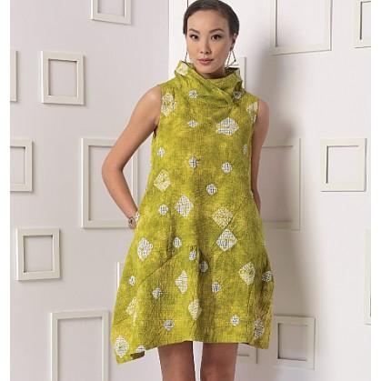 patron robe ample Vogue V9112