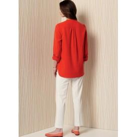 patron tunique et pantalon Vogue V1509