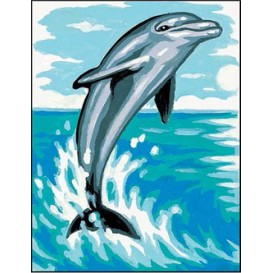 kit canevas margot dauphin