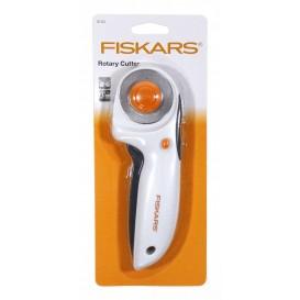 cutter rotatif FISKARS à gachette diamètre 45mm