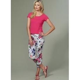 patron pantalon ajusté Butterick B6461