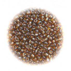 perles de verre ronde assortis pastel 15 gr