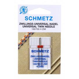 aiguilles machine doubles universal Schmetz