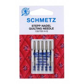 aiguilles machine quilting Schmetz