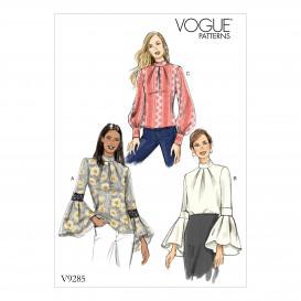 patron haut ample Vogue V9285