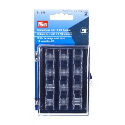 boîte de rangement canettes avec 12 canettes