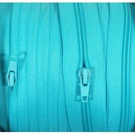 fermeture à glissière nylon n°4 au mètre