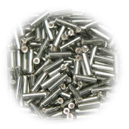 perles de verre batonnet métallique 15 gr