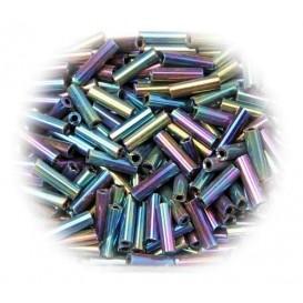 perles de verre batonnet moire 15 gr