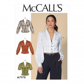 patron hauts McCall's M7978