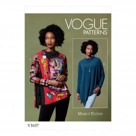 patron hauts Vogue V1637