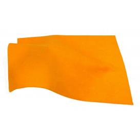 feuille de feutrine A4 orange foncé