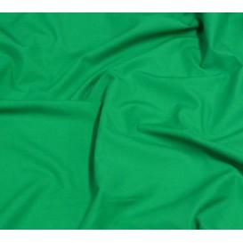 coupon coton uni vert
