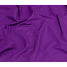 coupon coton uni violet