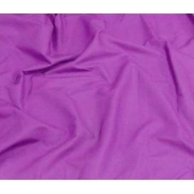 coupon popeline uni violet