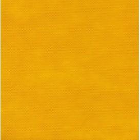 intissé / non tissé jaune au mètre