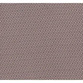 tissu voile polyester étoiles lilas largeur 150cm x 50cm