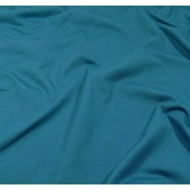tissu jersey bleu minéral largeur 160cm x 50cm