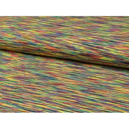 tissu leggings multicolore largeur 145cm x 50cm