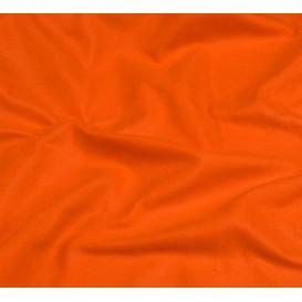 coupon feutrine flash orange laize 180cm