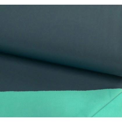 tissu déperlant bleu marine largeur 140cm x 50cm