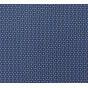 tissu viscose bleu traits bleus largeur 140cm x 50cm