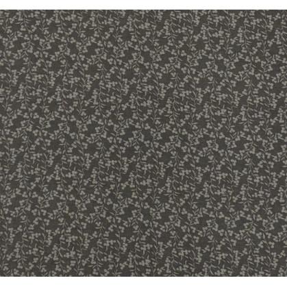 tissu viscose gris fleur gris largeur 140cm x 50cm