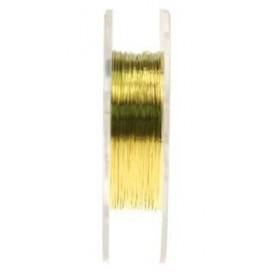 fil métal 0,19mm x 21m