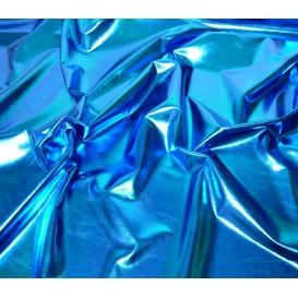 coupon lamé stretch bleu