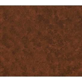 tissu patchwork makower marron foncé largeur 110cm x 25cm