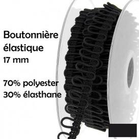 coupon 3m boutonnière élastique 17mm