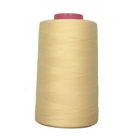 cône fil à coudre et surfilage crème 4573m
