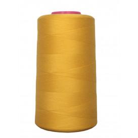 cône fil à coudre et surfilage jaune 4573m