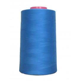 cône fil à coudre et surfilage bleu nattier 4573m