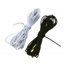 coupon 3m élastique rond 1,3mm poly/latex