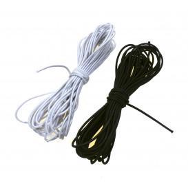 coupon 3m élastique rond 2mm poly/latex