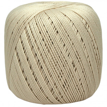 FIL A CROCHETER COTON CABLE N°5