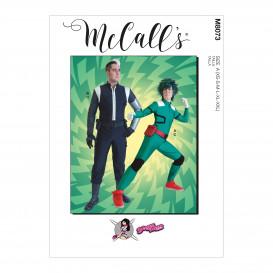 patron déguisements unisexe McCall's M8073