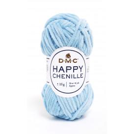 Pelote de laine DMC Happy chenille (25 coloris)