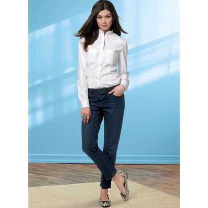 patron jean et pantalon Butterick B6800