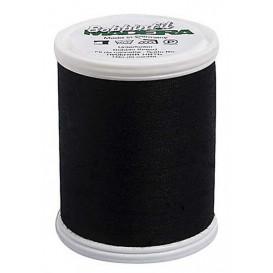 fil de canette Bobbinfil noir 1500m
