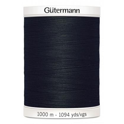 Fil à coudre Gütermann polyester 1000m (23 Coloris)