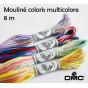 fil à broder DMC mouliné coloris multicolore